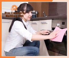 Oven Cleaning W11