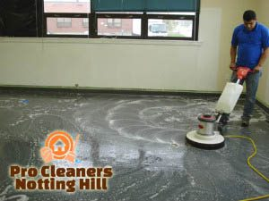 Hard Floor Polishing